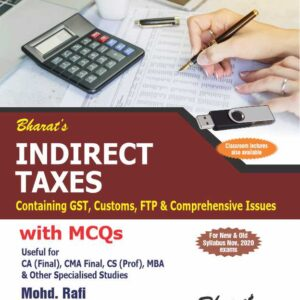 Indirect tax by mohd rafi